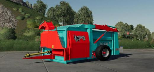 Photo of FS19 – Lizard Sirocco V1