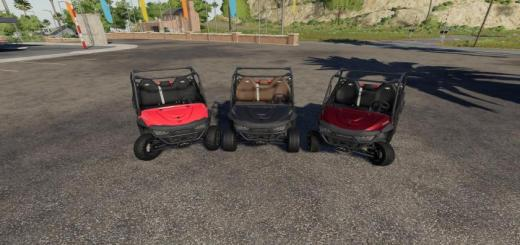 Photo of FS19 – Mahindra Retriever V1.0.0.5
