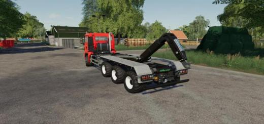 Photo of FS19 – Man Tgs Itrunner V1.0.3.0