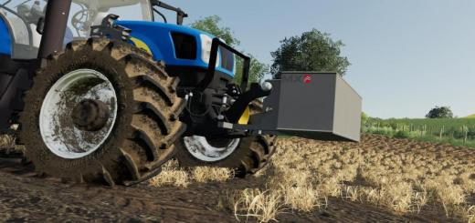 Photo of FS19 – Masse Mx V1