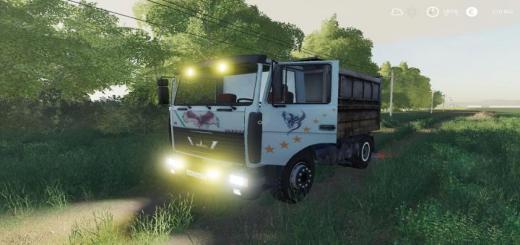 Photo of FS19 – Maz 5551 Truck V1