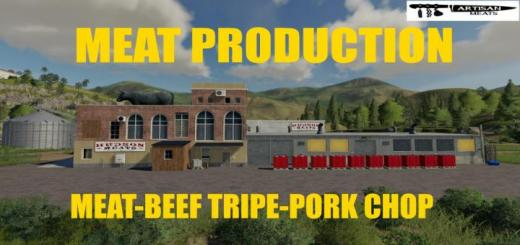 Photo of FS19 – Meat Production V1.0.6