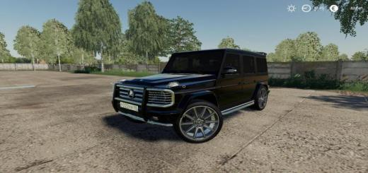 Photo of FS19 – Mercedes-Benz G55 Amg V1.1