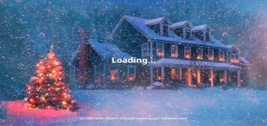 Photo of FS19 – Merry Christmas 2019 Menu Background V1