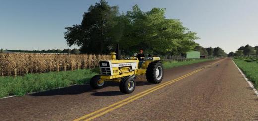 Photo of FS19 – Mineapolis Moline G1355 Tractor V1
