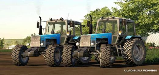 Photo of FS19 – Mtz-1221 Belarus Tractor V1