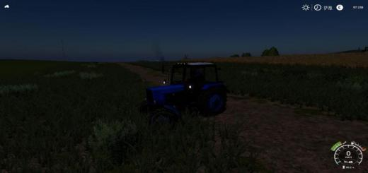 Photo of FS19 – Mtz 82.1 Tractor V1