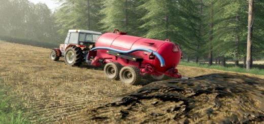 Photo of FS19 – Mv5-028 Trailer V1