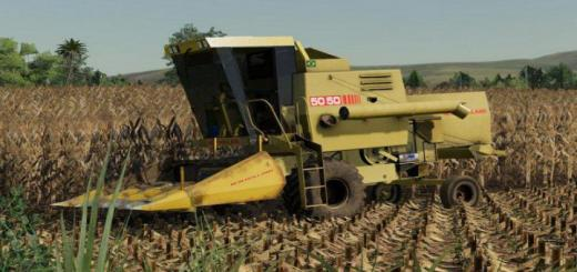 Photo of FS19 – New Holland 5050 + Header V1
