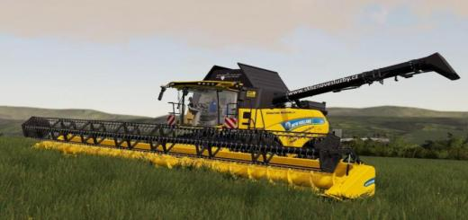 Photo of FS19 – New Holland Cr 9.80 Harvester V1