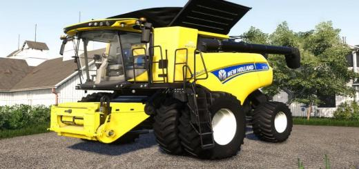Photo of FS19 – New Holland Cr Series V1
