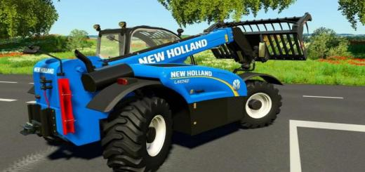 Photo of FS19 – New Holland Lm7 42 & Th7 42 V1