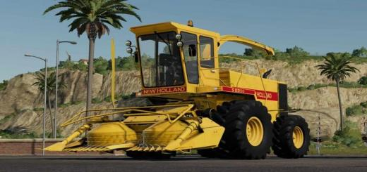 Photo of FS19 – New Holland S2200 Harvester V1