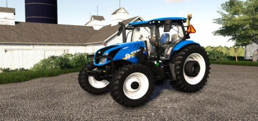 Photo of FS19 – New Holland T6 V1