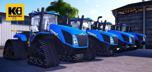 Photo of FS19 – New Holland T9 Series V1