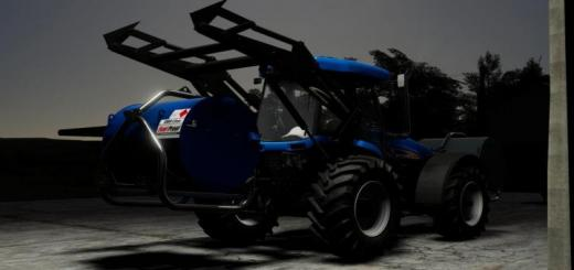 Photo of FS19 – New Holland Tv6070 Tractor V1.0.0.1