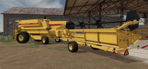 Photo of FS19 – New Holland Tx 6.1M Pack V1