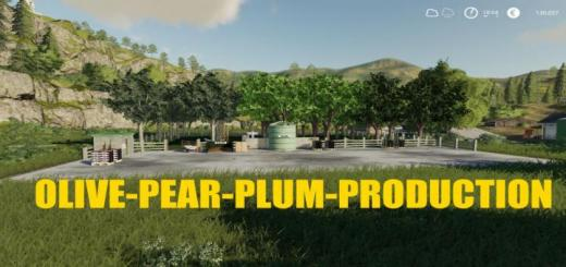Photo of FS19 – Olive Production V1