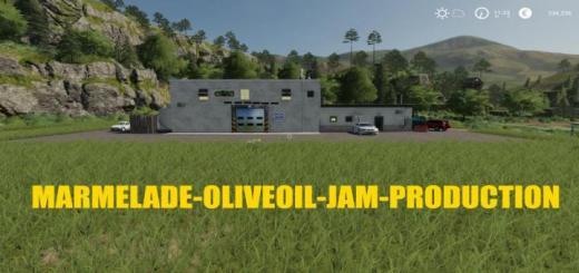 Photo of FS19 – Oliveoil Production V1.0.5