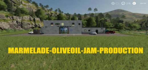 Photo of FS19 – Oliveoil Production V1