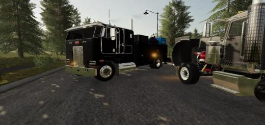 Photo of FS19 – Peterbilt Service Truck V1