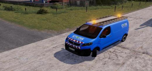 Photo of FS19 – Peugeot Expert Enedis V1
