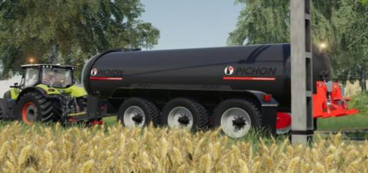 Photo of FS19 – Pichon 25000L V1