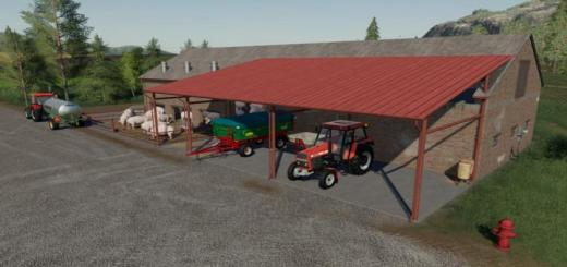 Photo of FS19 – Pigsty V1
