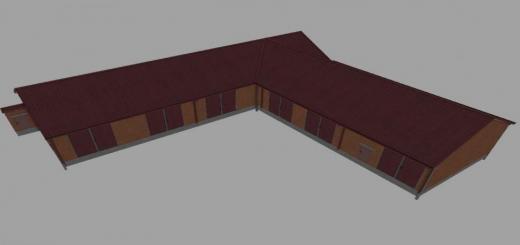 Photo of FS19 – Placeable Garage 5 V1