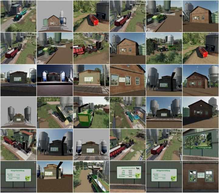 FS19 - Placeable Objects Mods Pack V1.1