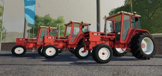 Photo of FS19 – Renault 751 751S 781 Red Tractor V1