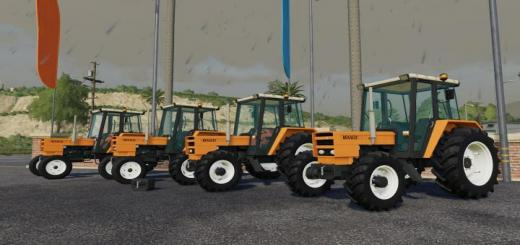 Photo of FS19 – Renault 7X1S Tractor V1