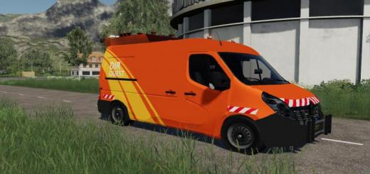 Photo of FS19 – Renault Master Dir Ouest V1