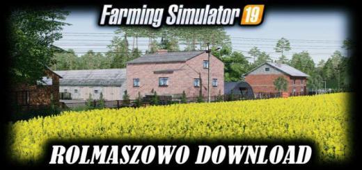 Photo of FS19 – Rolmaszowo Map V1