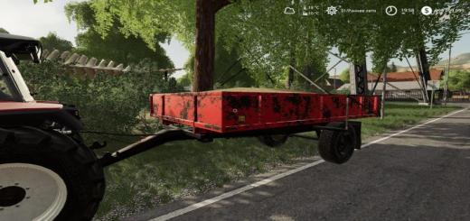 Photo of FS19 – Rothenberger Aep2 Trailer V1