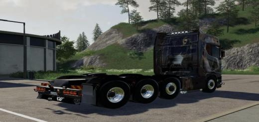 Photo of FS19 – Scania. N  Pernilla V1.3