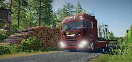Photo of FS19 – Scania R730 Truck V2.1