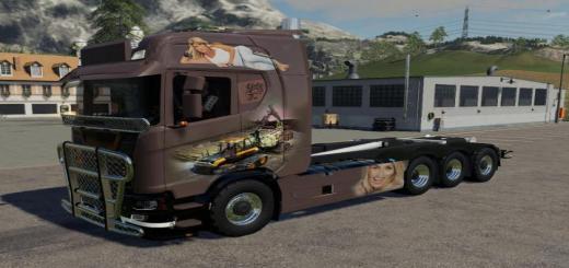 Photo of FS19 – Scania Trucks V1.3