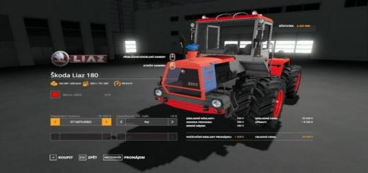 Photo of FS19 – Skoda Liaz 180 Clear Log V1