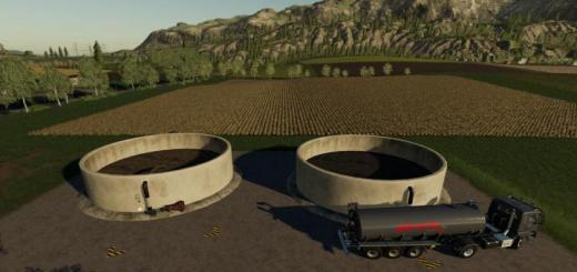 Photo of FS19 – Slurry And Digestate Storage V1