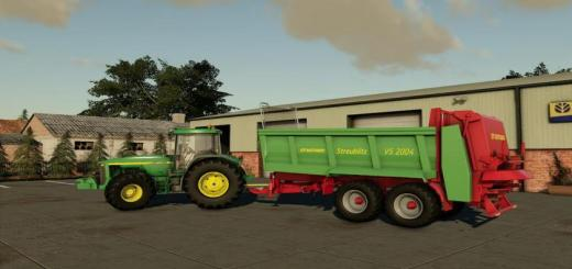 Photo of FS19 – Strautmann Vs 2004 Trailer V1