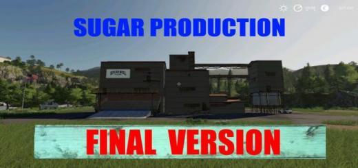 Photo of FS19 – Sugar Production Final Version
