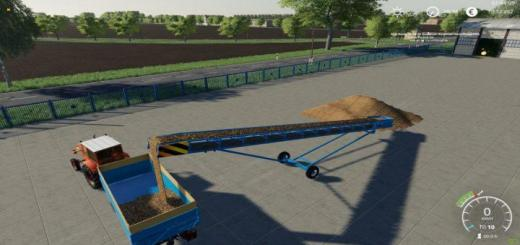 Photo of FS19 – Takraf Conveyor Belt 15M V1