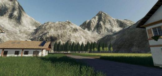 Photo of FS19 – Tannenwalden Map V1.1