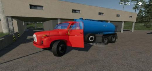 Photo of FS19 – Tatra 148 Truck V1.0