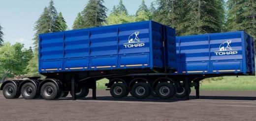 Photo of FS19 – Tonar 95411 Trailer V1.0.1.0