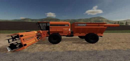 Photo of FS19 – Tribine T1000 Harvester V1
