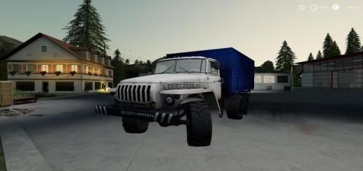 Photo of FS19 – Ural 4320 Truck V1