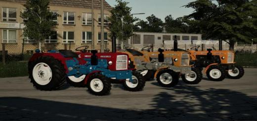 Photo of FS19 – Ursus C330 Tractor V1