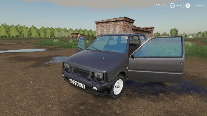 FS19 - Vaz 1111 V1